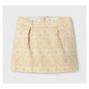 NWOT Genuine Kids Jacquard Ikat Skirt